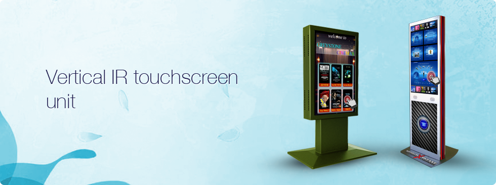 Vertical Ir Touch Screenunit
